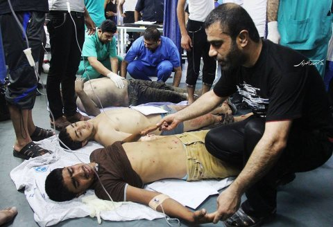 Massacro di Gaza 02